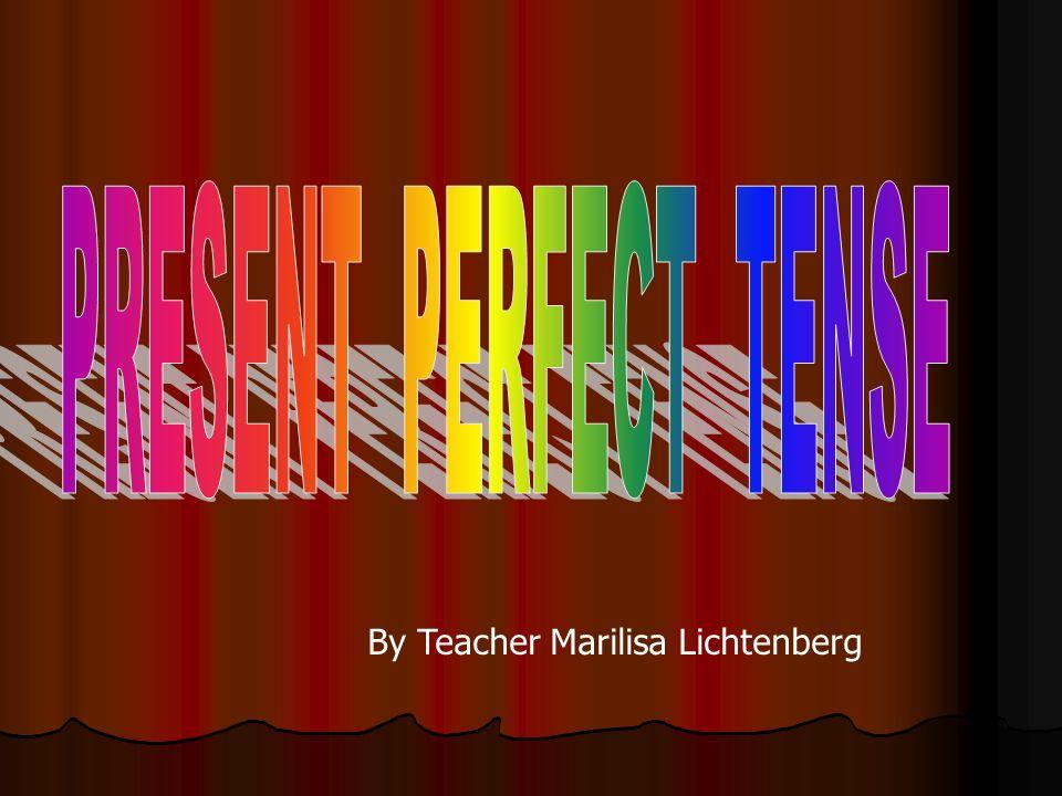 By Teacher Marilisa Lichtenberg