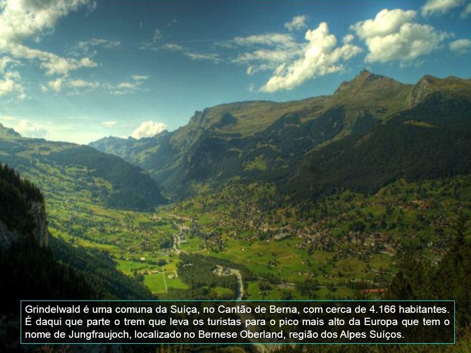 A suíça, seguida pela Áustria, são paises impares nessas belezas típicas.