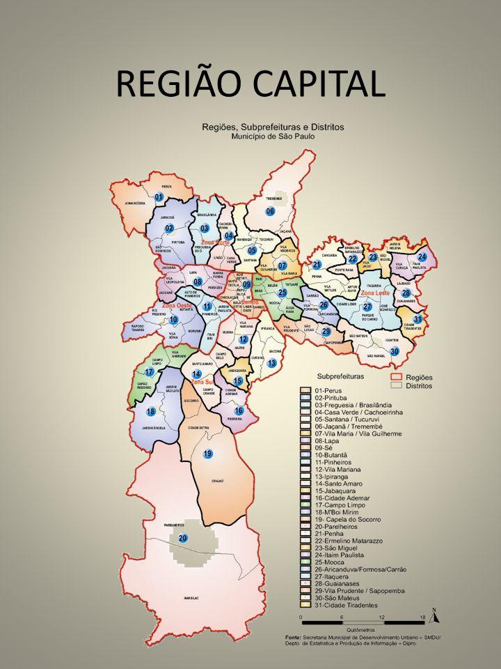 REGIÃO CAPITAL