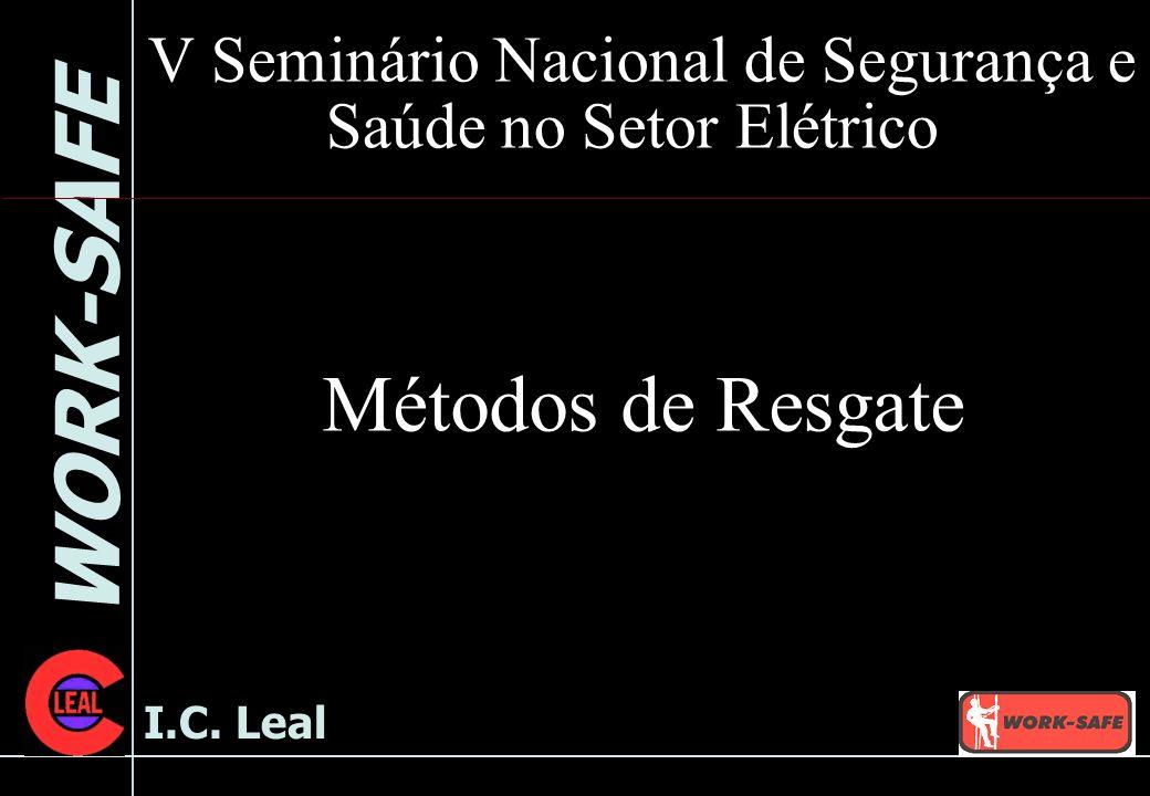 WORK-SAFE I.C. Leal ESPAÇOS CONFINADOS