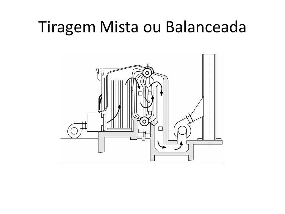 Tiragem Mista ou Balanceada