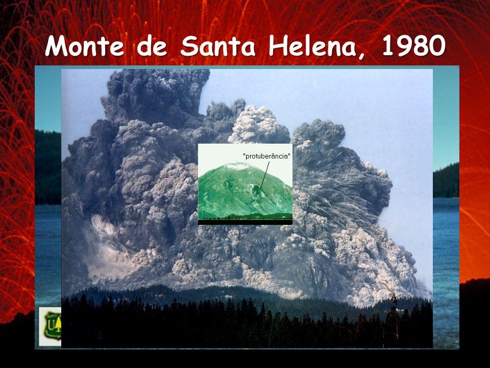 Monte de Santa Helena, 1980