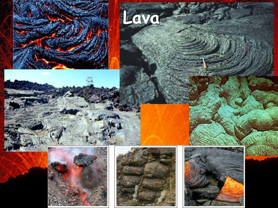 Formação de caldeiras Quando a actividade vulcânica pára, a câmara magmática abate e forma uma caldeira que pode encher com água da chuva e formar lagos.