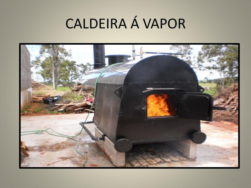 CALDEIRA Á VAPOR 22
