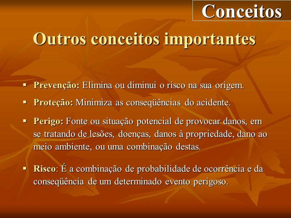 Prevenção: Elimina ou diminui o risco na sua origem. Prevenção: Elimina ou diminui o risco na sua origem. Proteção: Minimiza as conseqüências do acide
