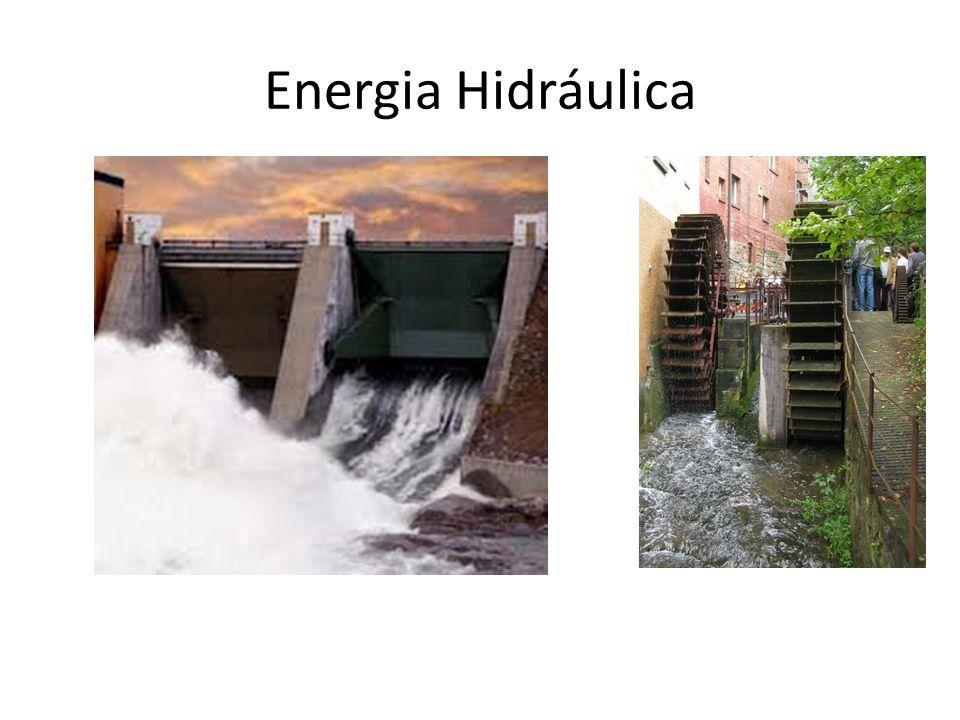 Energia Hidráulica