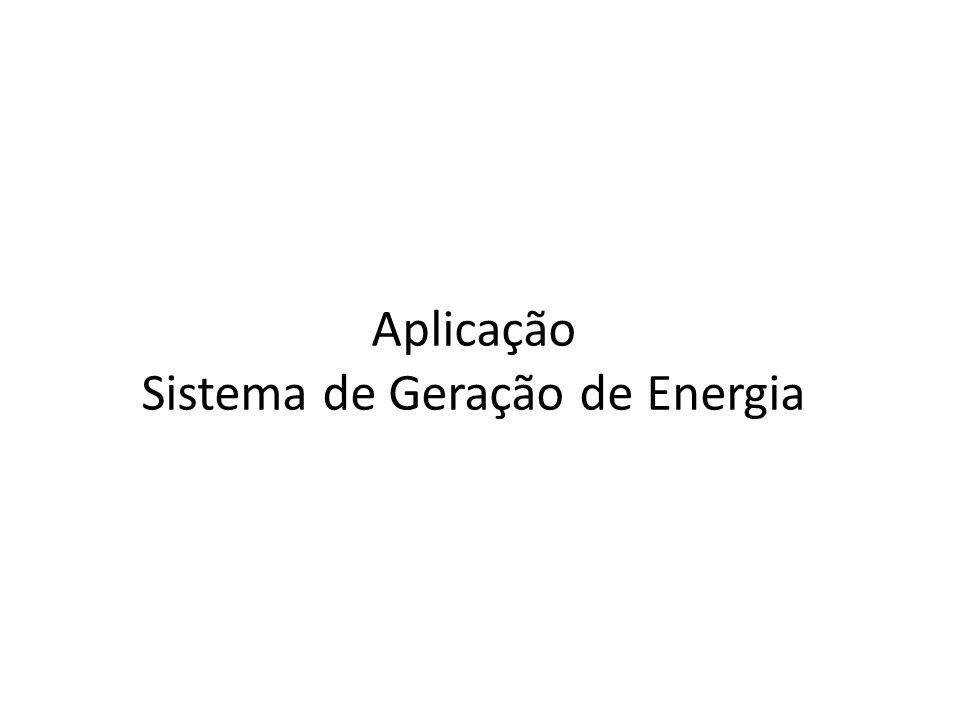 Aplicação Sistema de Geração de Energia