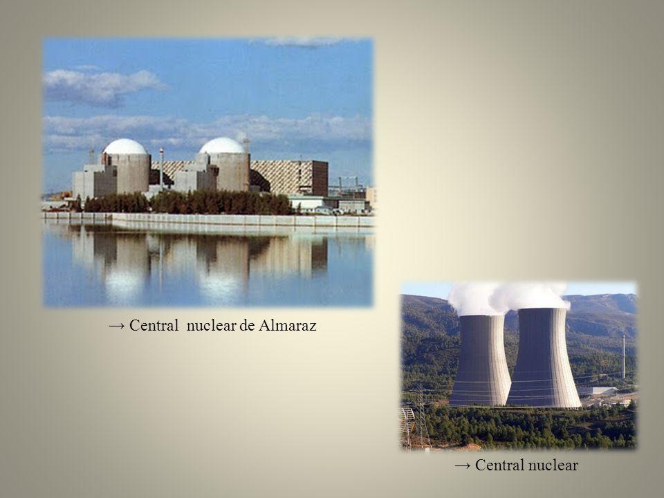 Central nuclear de Almaraz Central nuclear