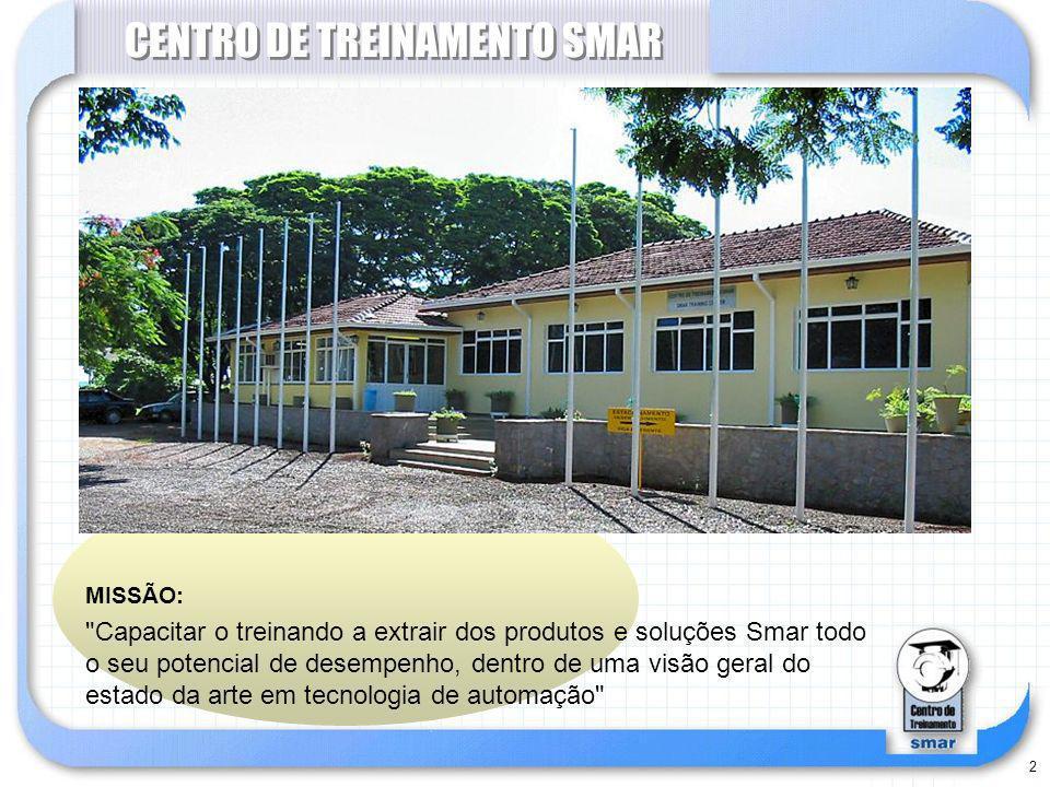 13 TREINAMENTO EXTERNO Treinamento na COSAN/FBA Costa Pinto, em Piracicaba-SP.