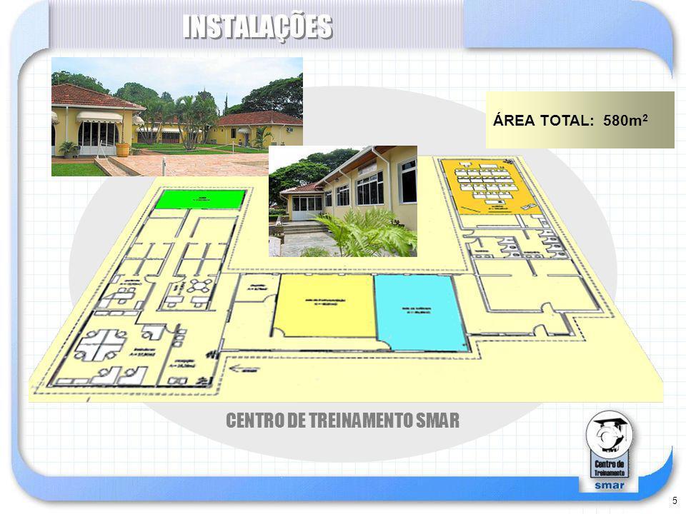6 INSTALAÇÕES AUDITÓRIO Área: 103m 2 Cap: 60 pessoas