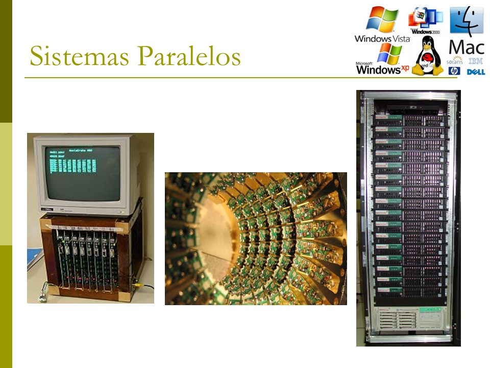 Sistemas Paralelos