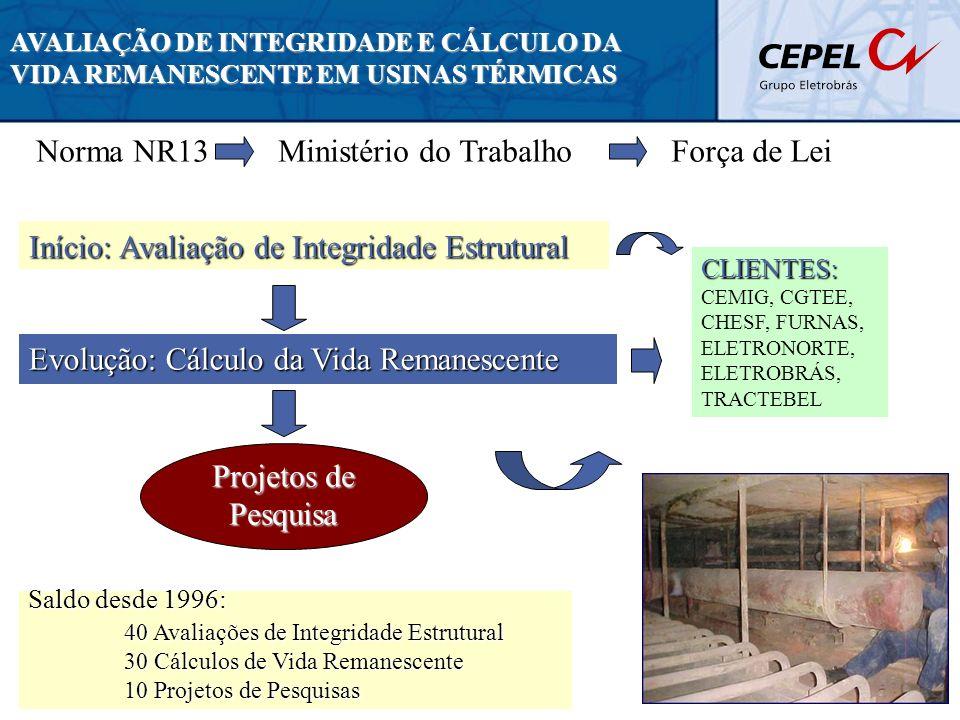 Notas do slide 6 O projeto Monitermo é uma evolução do projeto Diatérmica, onde a vida remanescente do componente é calculada em turbinas.
