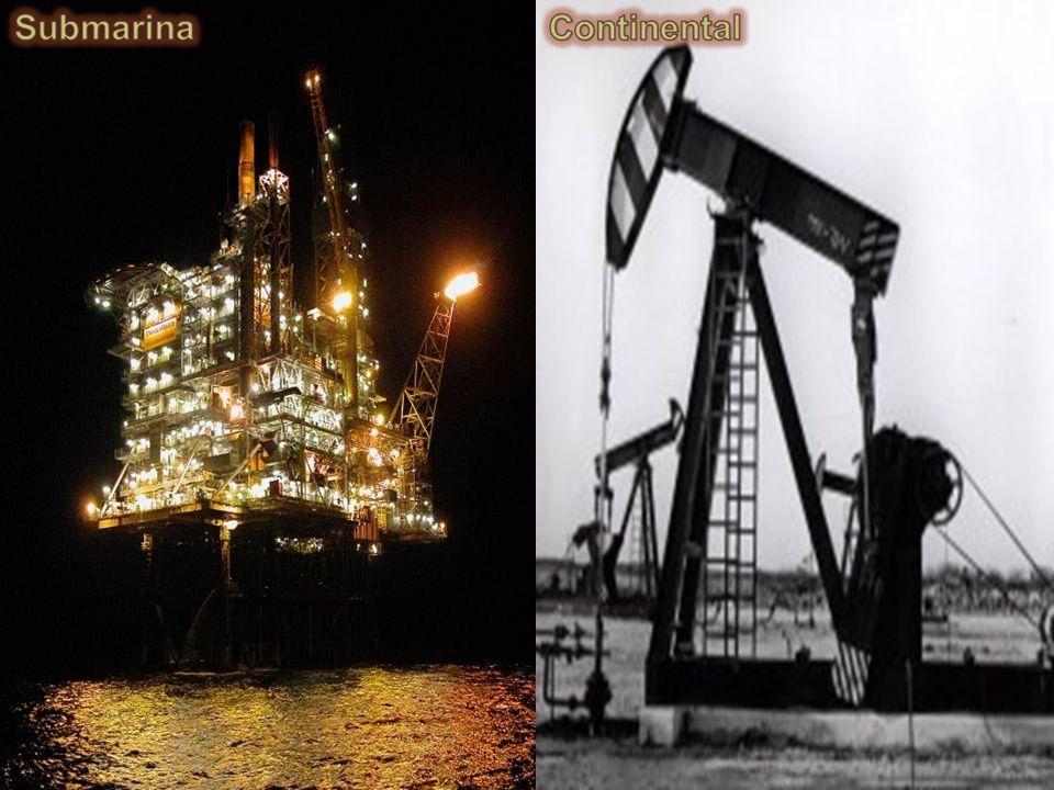 petróleo bacias sedimentares calor pressão O petróleo ou óleo de pedra, só pode ser encontrado em bacias sedimentares, pois esse recurso energético é