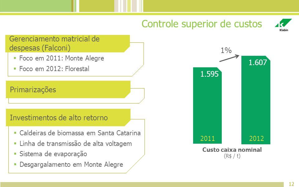 Controle superior de custos 12 Caldeiras de biomassa em Santa Catarina Linha de transmissão de alta voltagem Sistema de evaporação Desgargalamento em