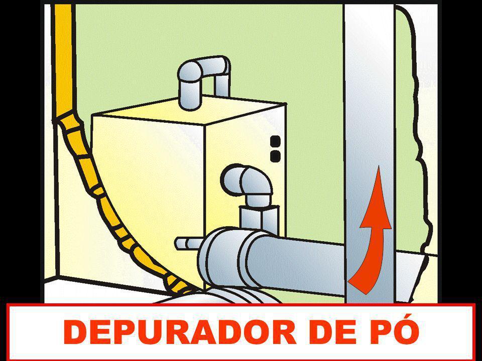 DEPURADOR DE PÓ