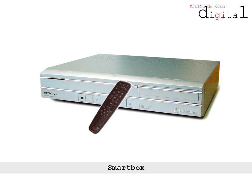 d igita l Estilo de vida Smartbox