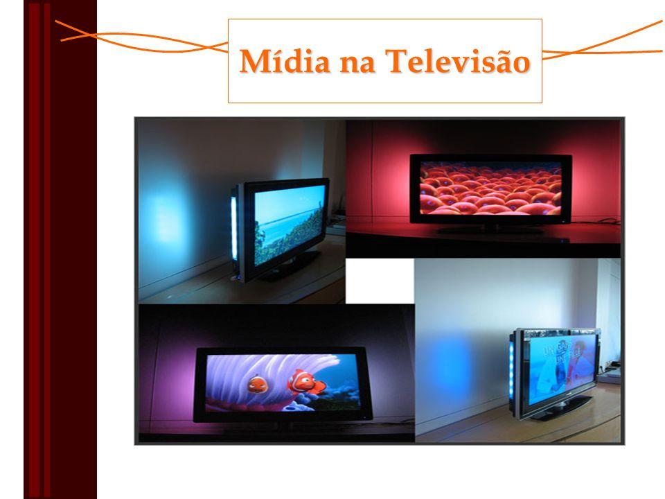 Mídia na Televisão