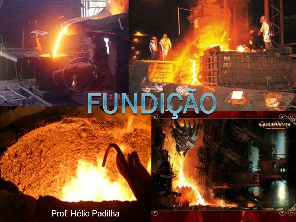 Introdução O ferro ocorre, na natureza, sob diversas formas de minerais.