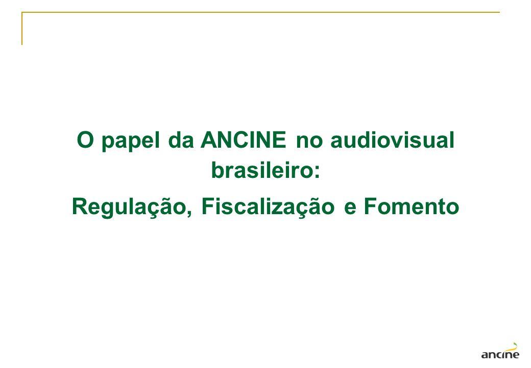 Conhecendo a Ancine A Ancine foi criada pelo MP nº 2.228-1, de 6 de setembro de 2001, como autarquia especial dotada de autonomia administrativa e financeira.