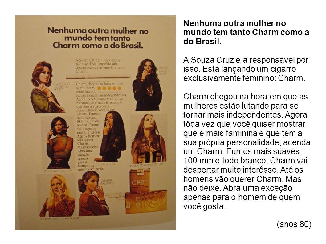 Fórmula 1 Apesar da boa política anti-tabagista implementada no Brasil, o governo nem sempre resiste às pressões da indústria do fumo.