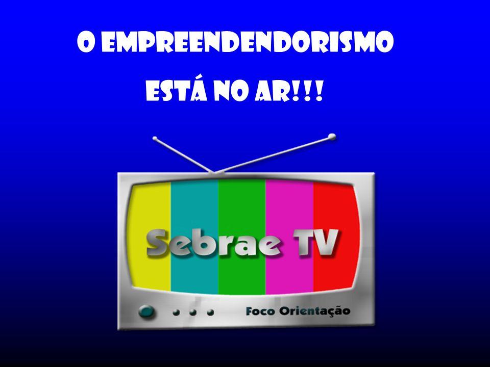 O PODER DA TELEVISÃO 93,5%O aparelho de televisão está presente em 93,5% dos domicílios brasileiros Fogão 97% Geladeira 89% Rádio 88% Computadores com banda larga 17% FONTE: PNAD 2007/IBGE