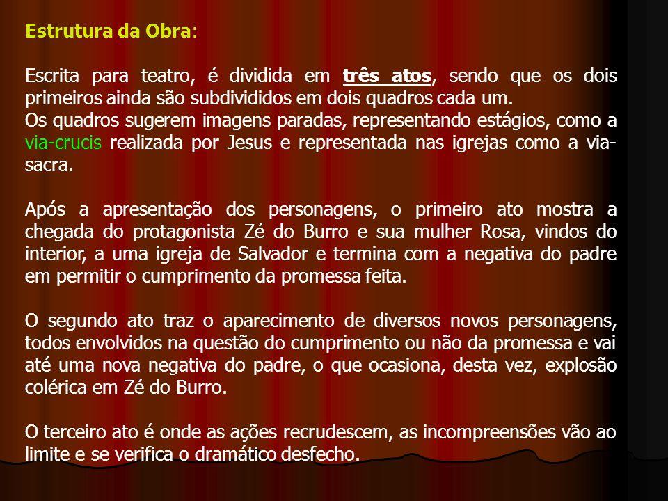 É um interessante retrato da miscigenação religiosa do povo brasileiro.