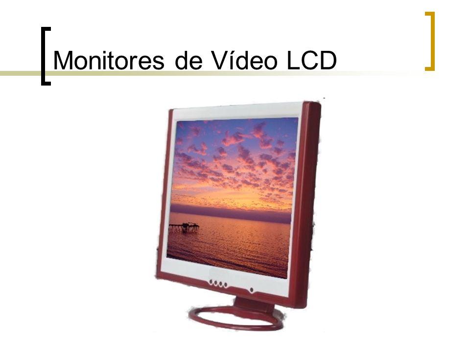 Monitores de Vídeo LCD