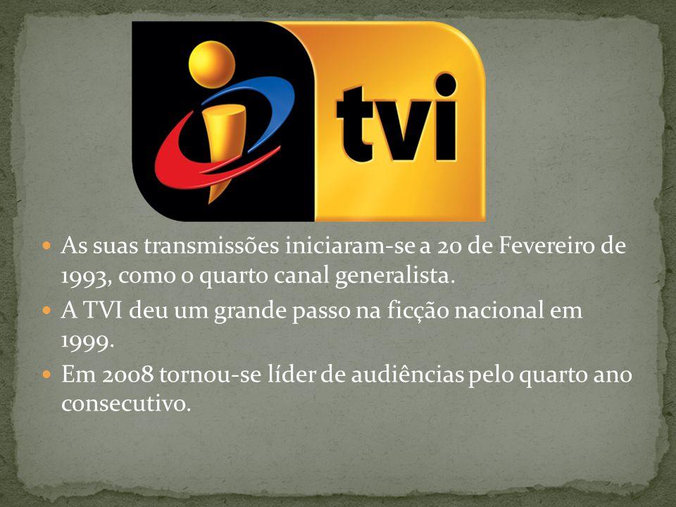 Iniciou as suas emissões a 6 de Outubro de 1992, sendo a primeira estação televisiva independente e comercial existente em Portugal. Uma forte aposta