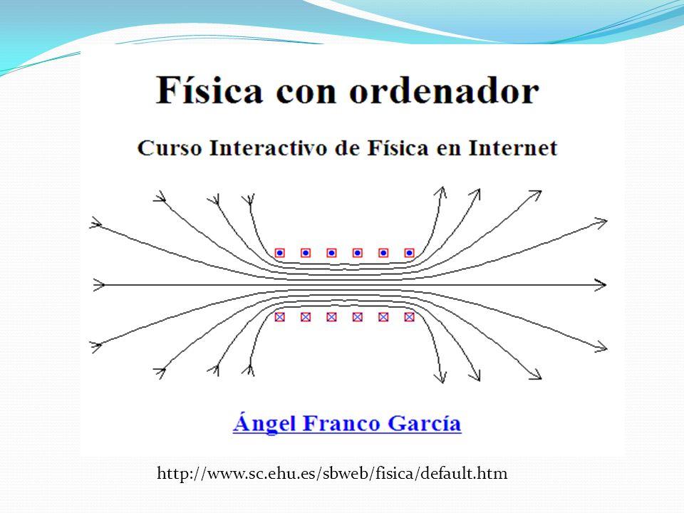 http://www.sc.ehu.es/sbweb/fisica/default.htm
