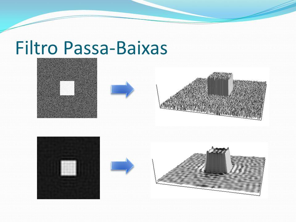 Filtro Passa-Baixas