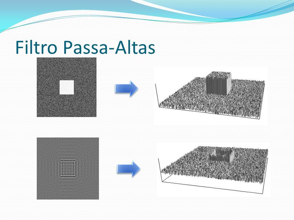 Filtro Passa-Altas