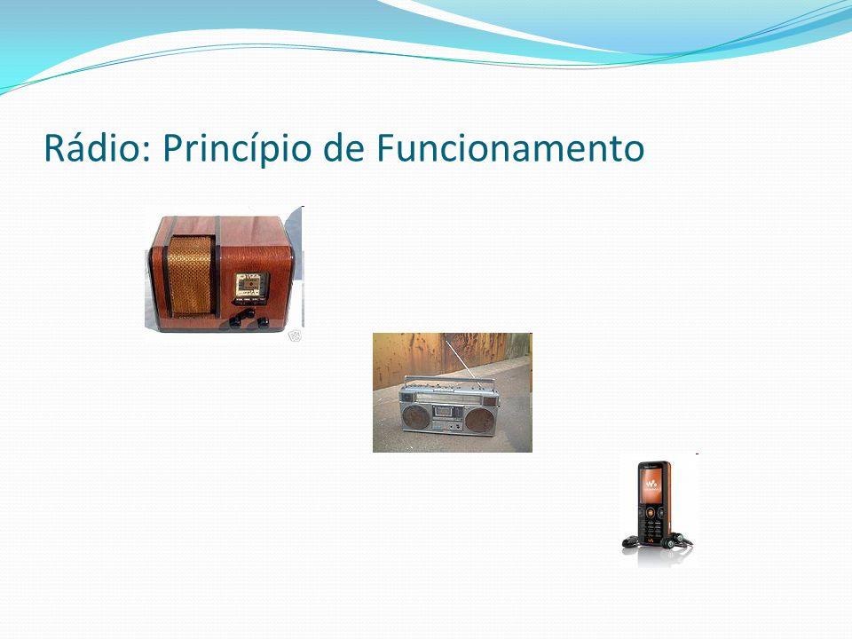 Rádio: Princípio de Funcionamento