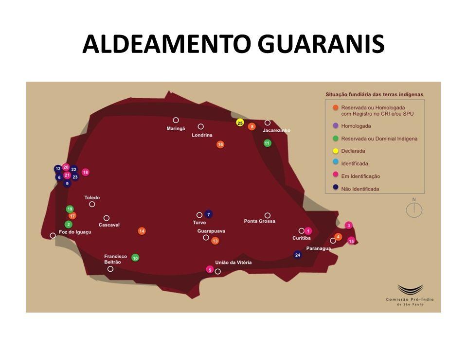 ALDEAMENTO GUARANIS