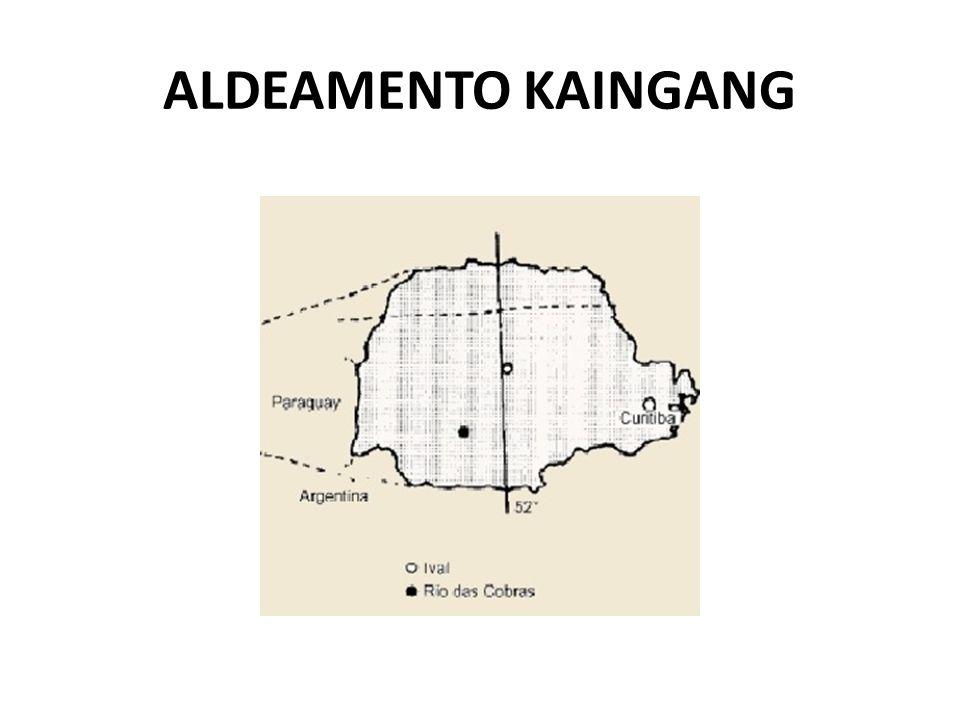 ALDEAMENTO KAINGANG