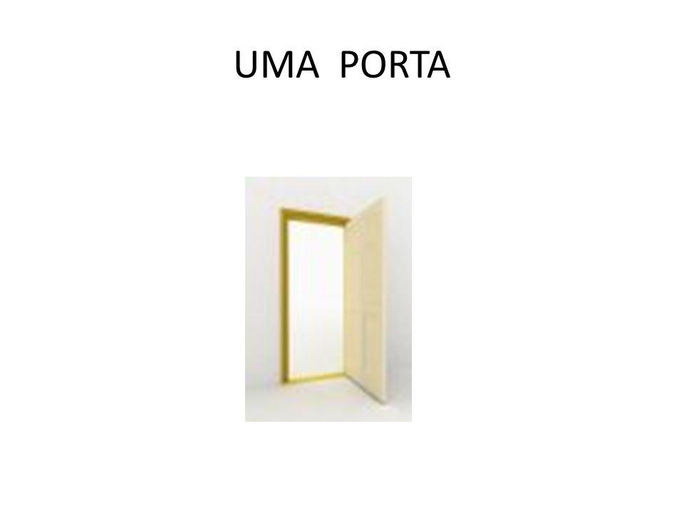 UMA PORTA