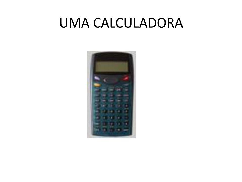 UMA CALCULADORA