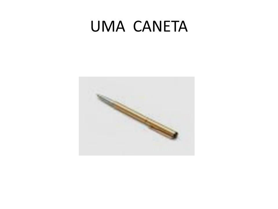 UMA CANETA