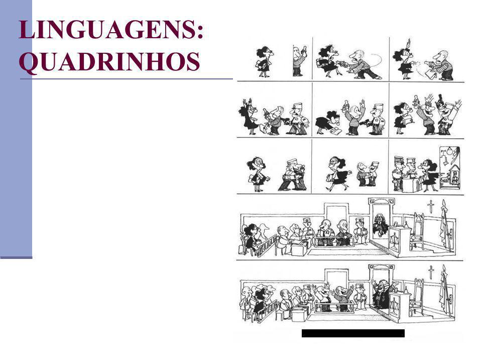 LINGUAGENS: CHARGE Rio Balavilha