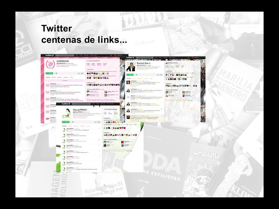Twitter centenas de links... 7
