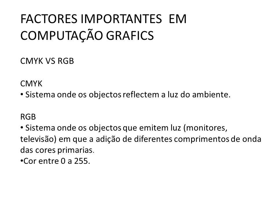 SISTEMAS GRAFICOS CORE, GKS, GINO-F (padrões gráficos) X-Windows (interface gráfica MIT) OpenGL (biblioteca gráfica) DirectX (biblioteca gráfica) DirectFB (biblioteca gráfica)