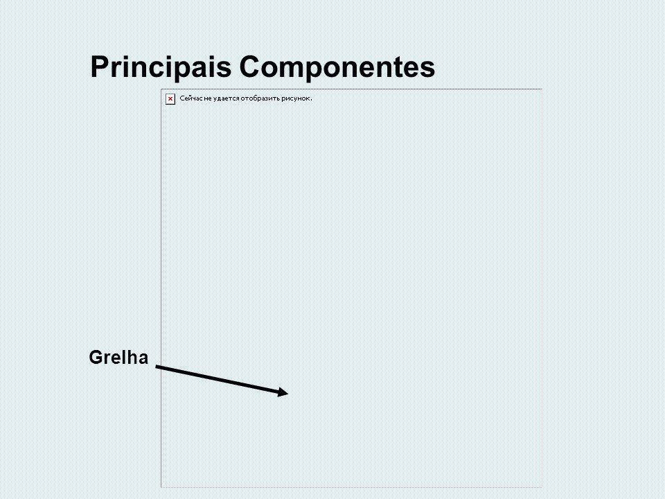 Grelha Principais Componentes