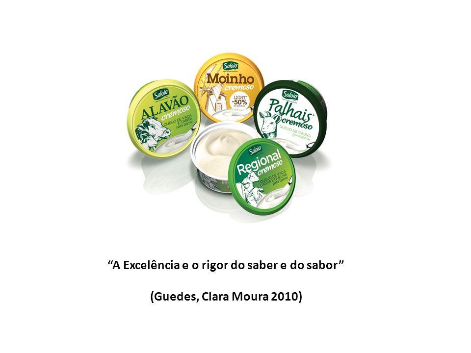 A Excelência e o rigor do saber e do sabor (Guedes, Clara Moura 2010)