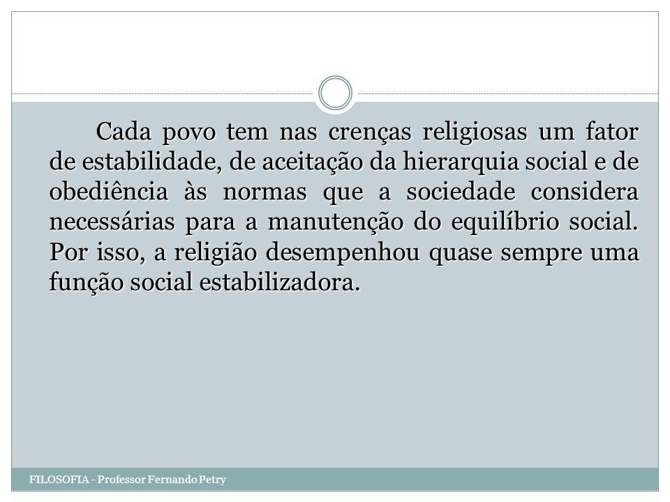 Vídeo FILOSOFIA - Professor Fernando Petry http://www.youtube.com/watch?v=3zmlzfZH76M