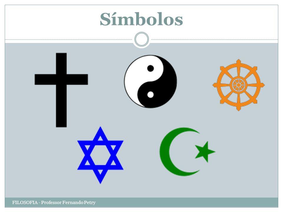 Budismo FILOSOFIA - Professor Fernando Petry O símbolo do Budismo é a Roda Dharmica ou Dharmacakra.
