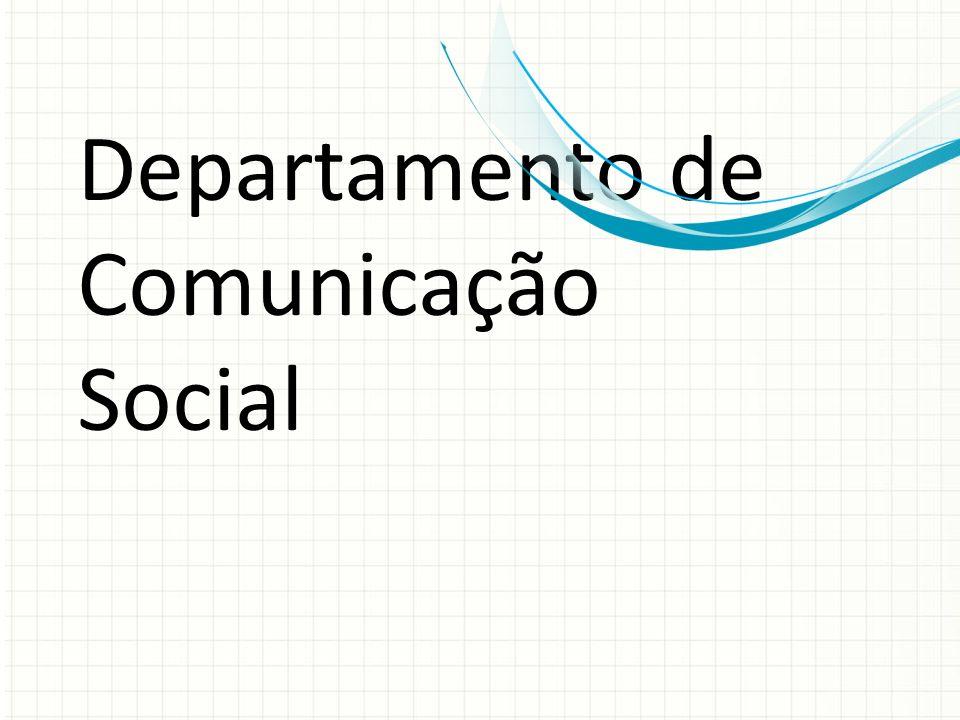 Departamento de Comunicação Social