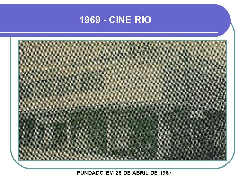 CALÇADÃO 2 HOJE