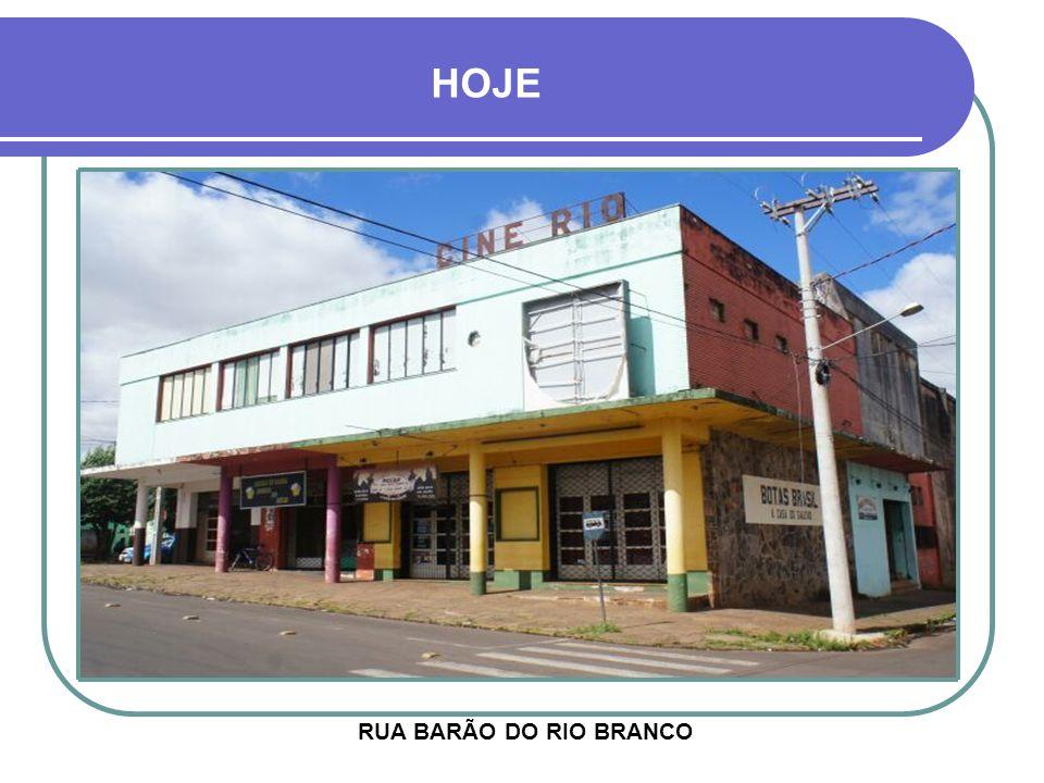 FUNDADO EM 28 DE ABRIL DE 1967 1969 - CINE RIO