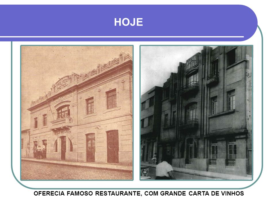 PALACE HOTEL CONSTRUÍDO NA PRIMEIRA DÉCADA DO SÉCULO XX, FOI POR MUITO TEMPO UM DOS MAIS IMPORTANTES HOTÉIS DA REGIÃO SERRANA