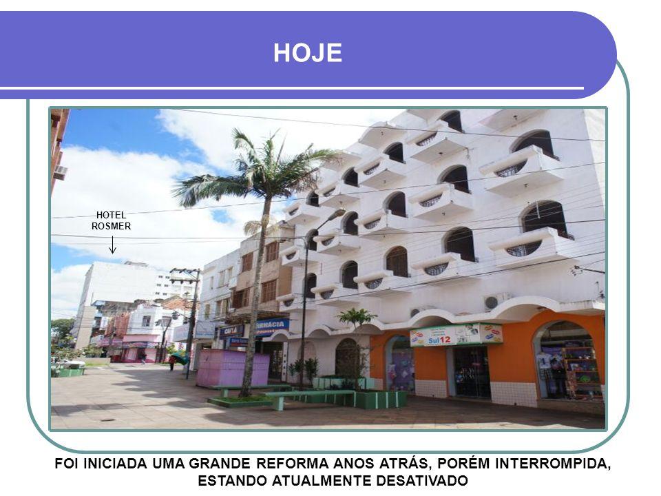 SEUS LUXUOSOS APOSENTOS FORAM OS PRIMEIROS DA CIDADE A POSSUIREM BANHEIRO PRIVADO PALACE HOTEL