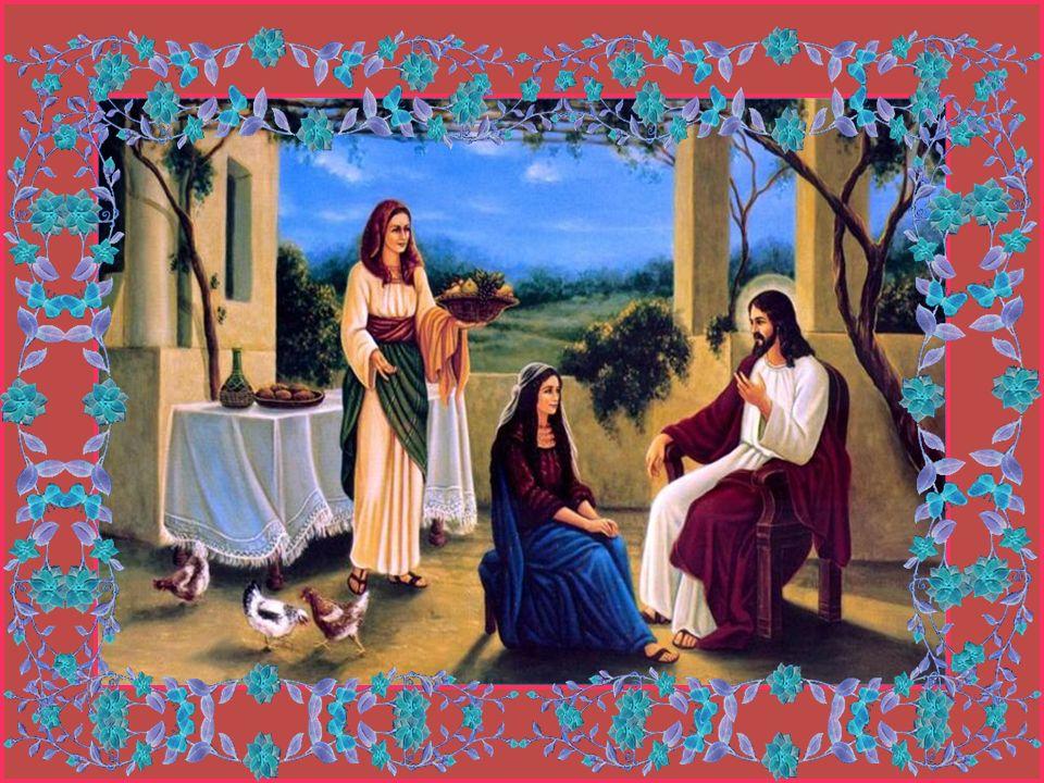 APROFUNDANDO OS TEXTOS BÍBLICOS 1ª Leitura - Gn 18,1-10ª Salmo - Sl 14,2-3a.3cd-4ab.5 (R. 1a) 2ª Leitura - Cl 1,24-28 Evangelho - Lc 10,38-42